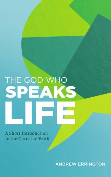 The God Who Speaks Life Cover